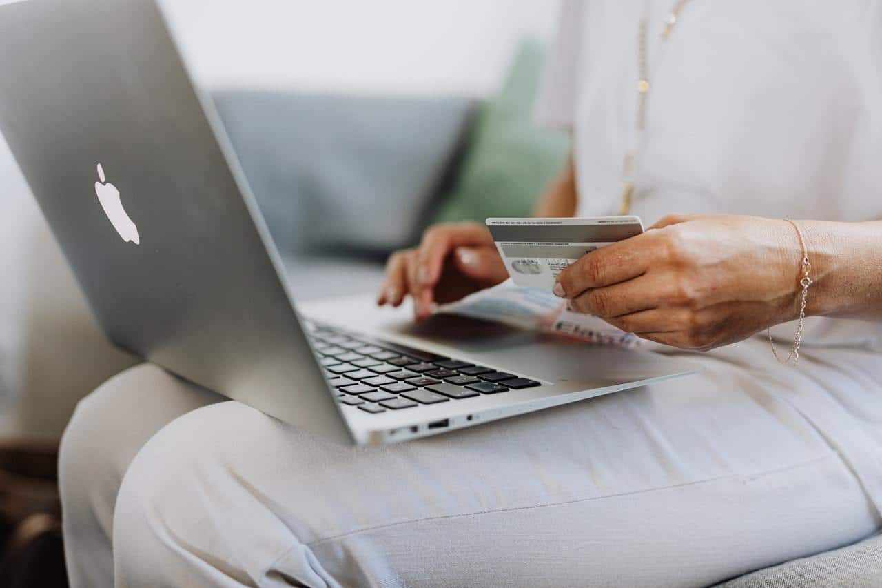 Online Credit Card Purchases