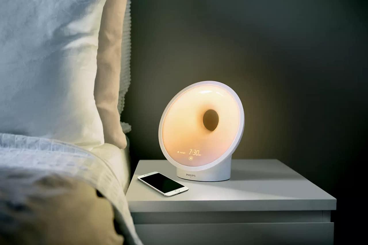 Philips Smart Sleep Light Therapy Lamp