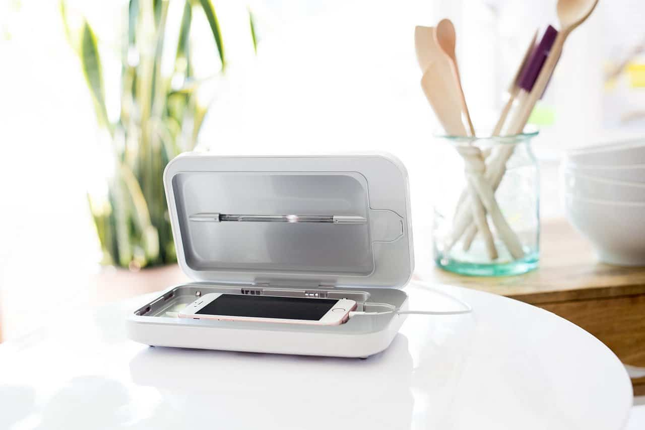 PhoneSoap Phone Sanitizer