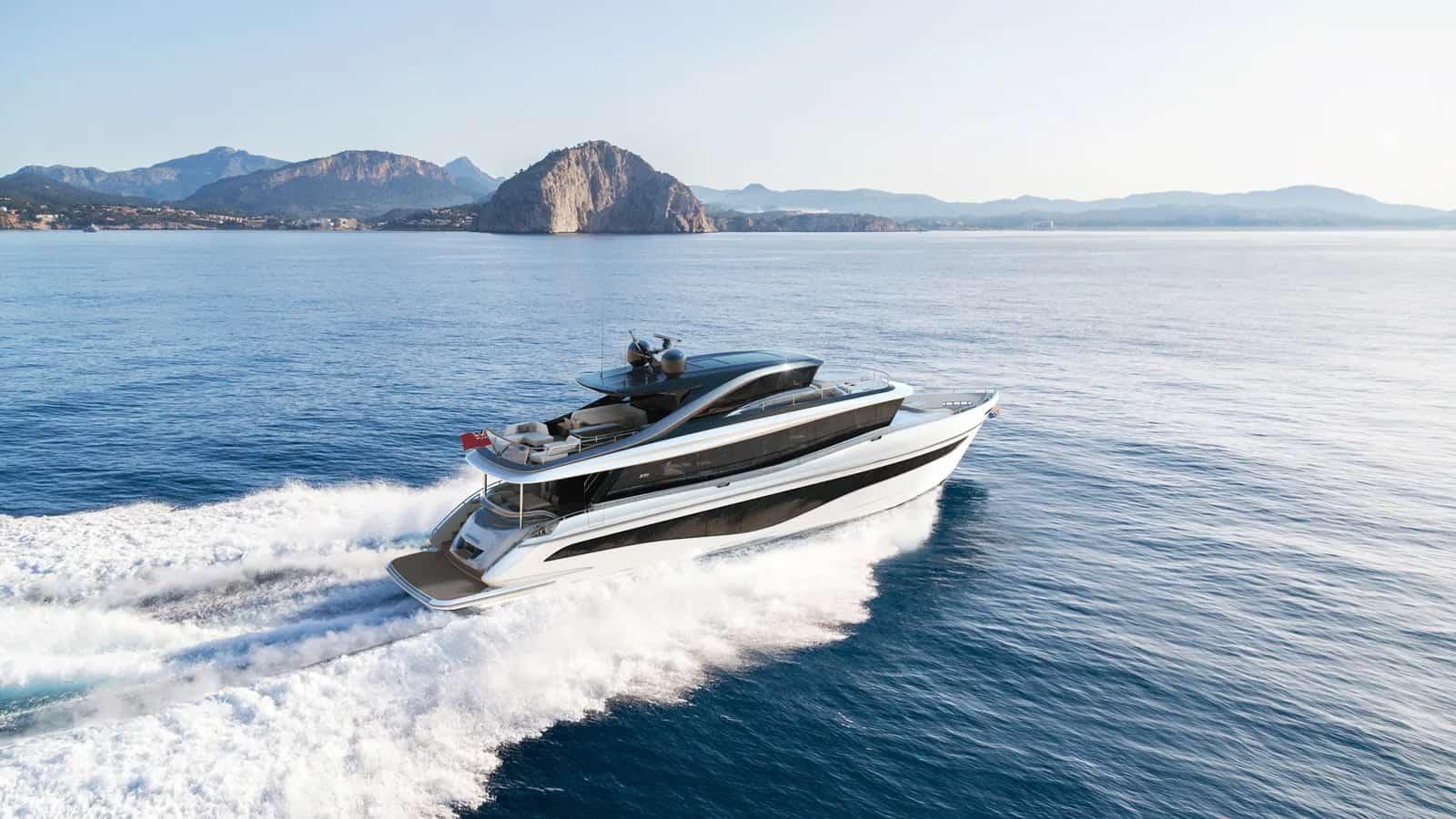 Princess Yachts 25m X80