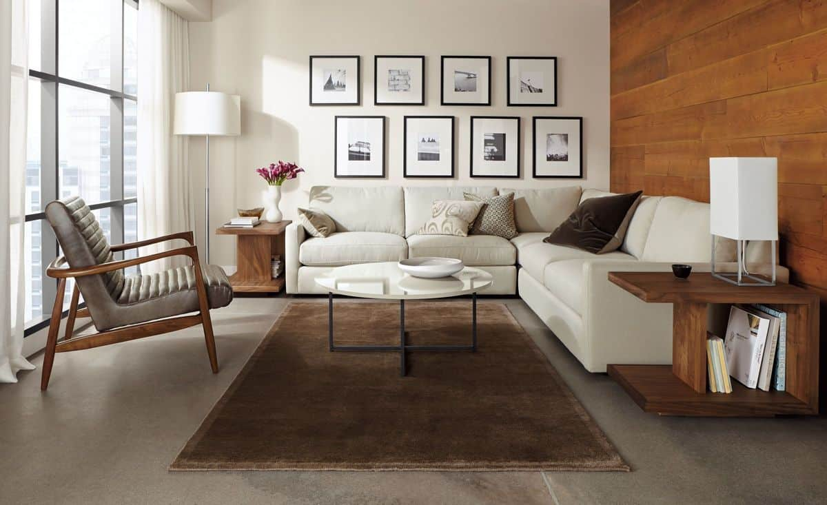 Room and Board Easton Sectional