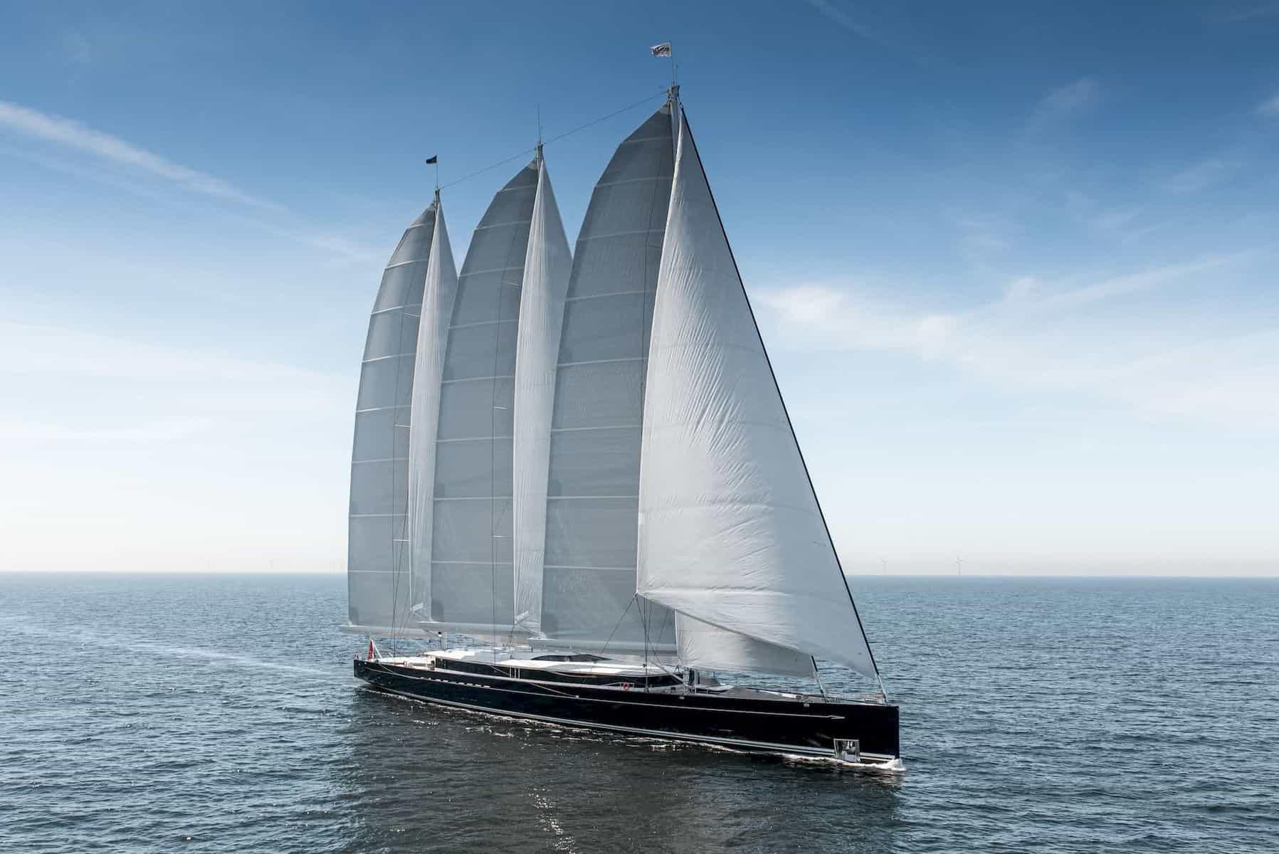 Royal Huisman Sea Eagle II