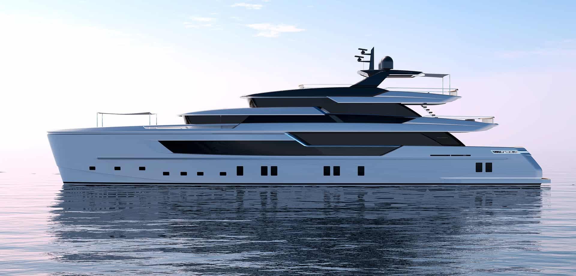 Sanlorenzo 44 Alloy Yacht
