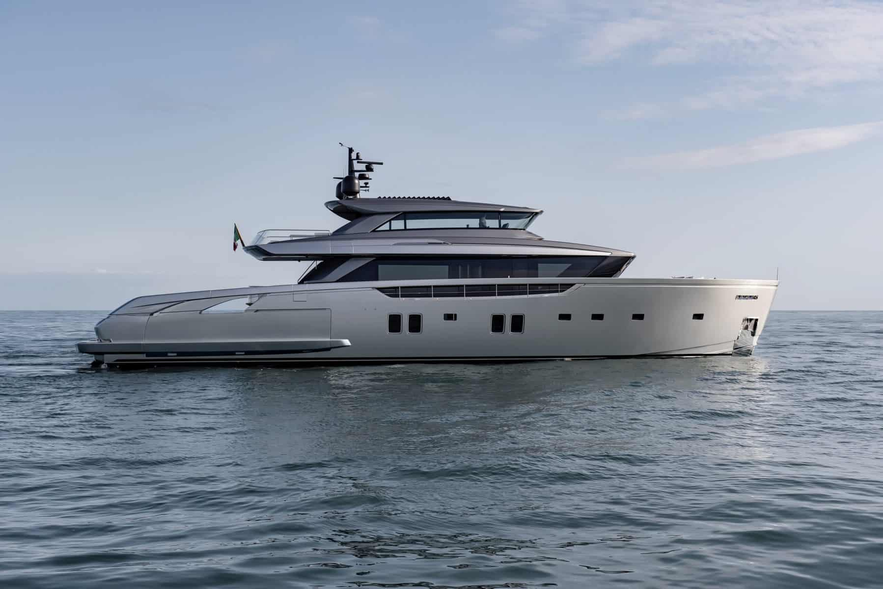 Sanlorenzo SX112 Yacht