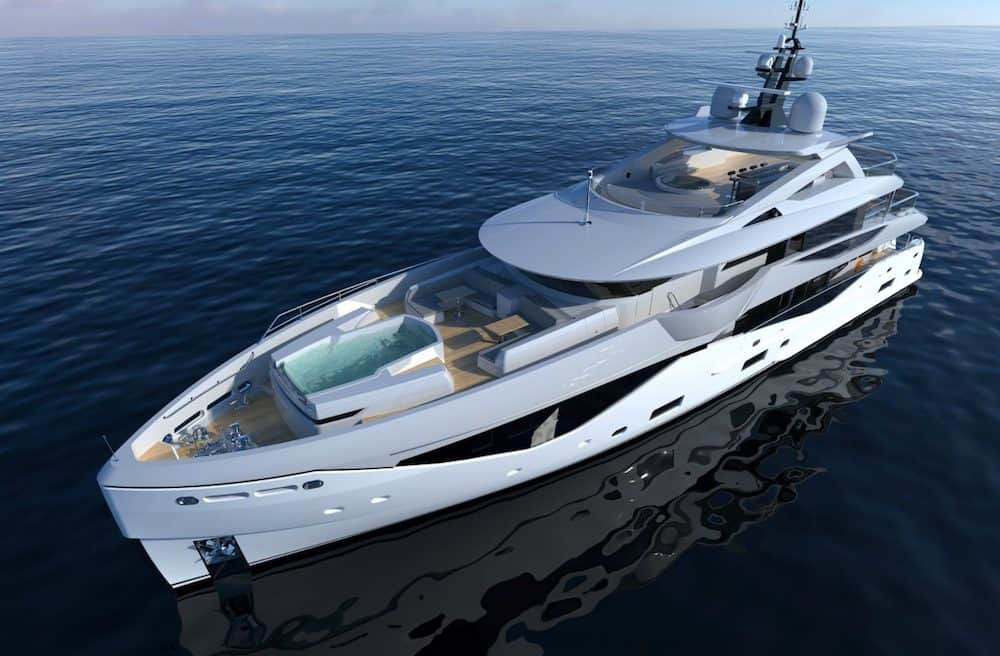 Sunseeker Ocean Club 42 Yacht