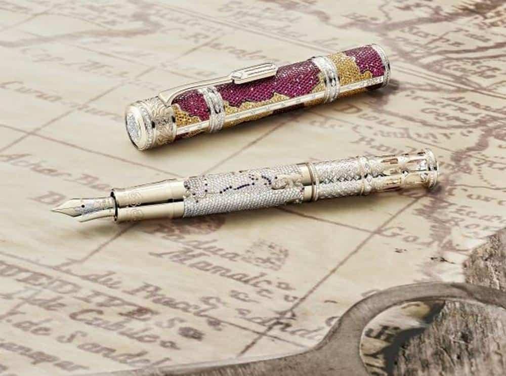 Types of Luxury Pens