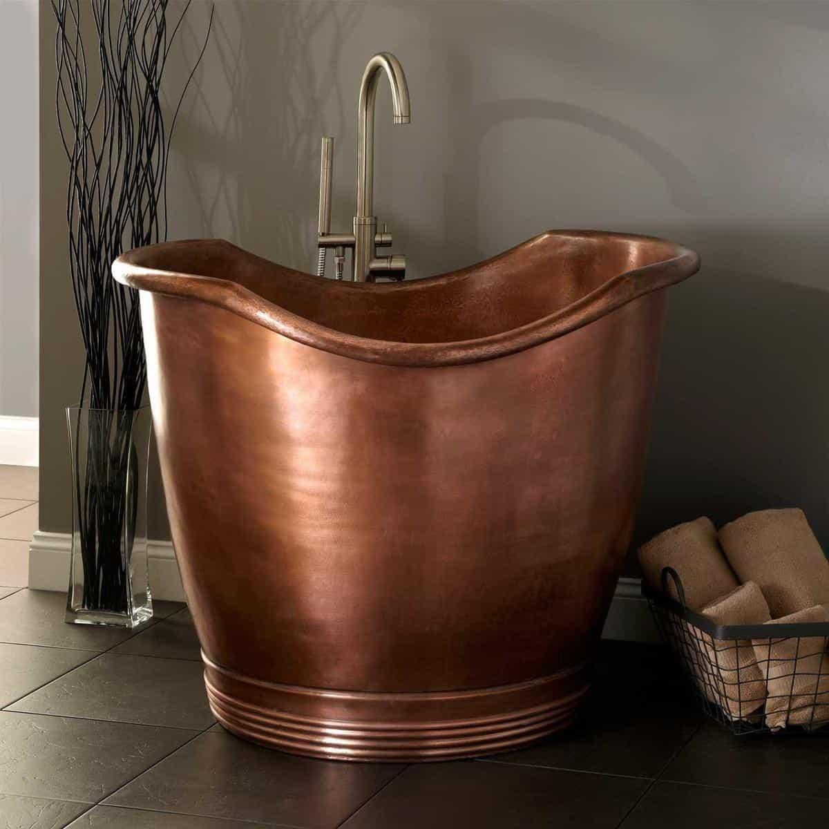 Velletri Copper Tub