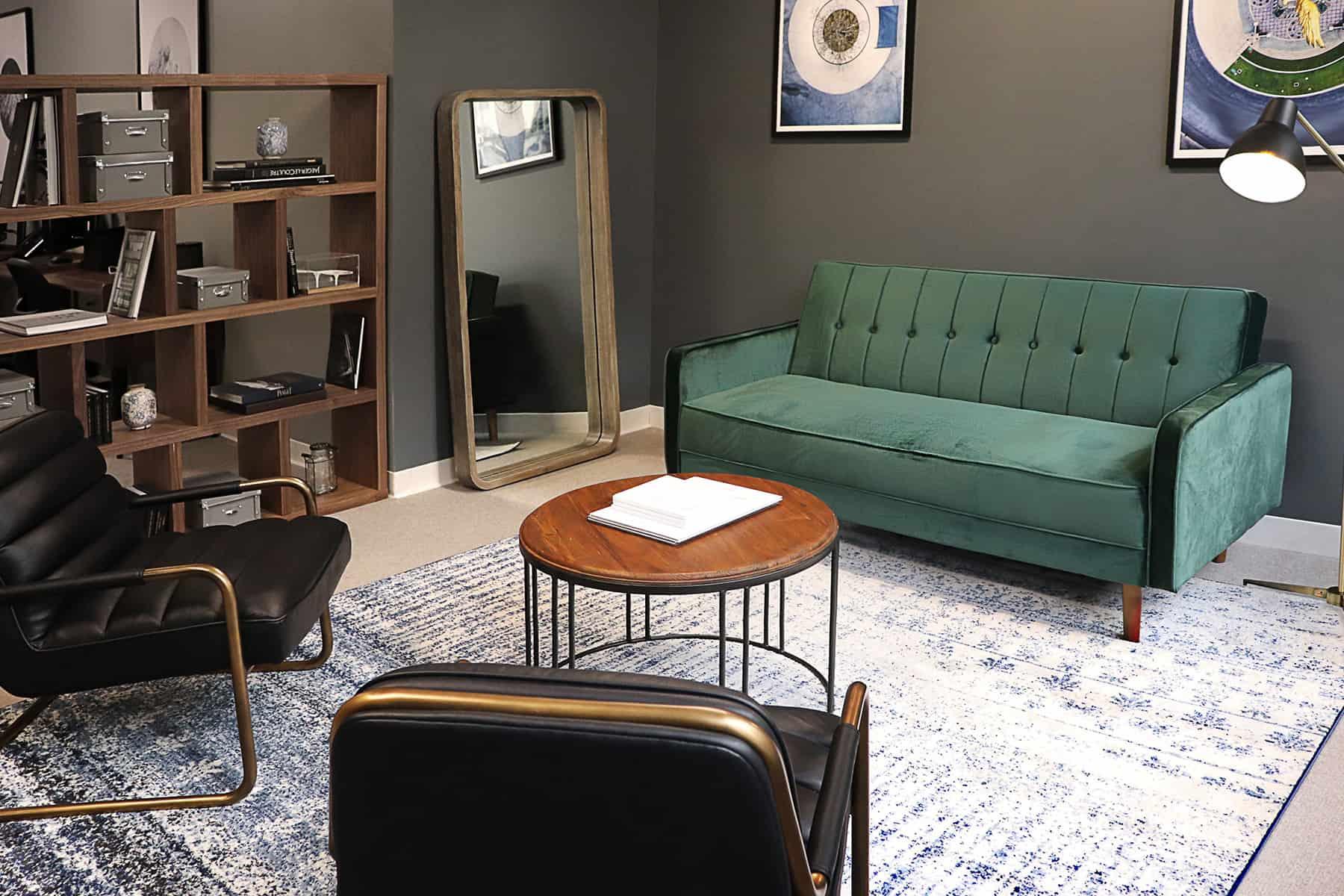Watchfinder & Co. New York Showroom interior