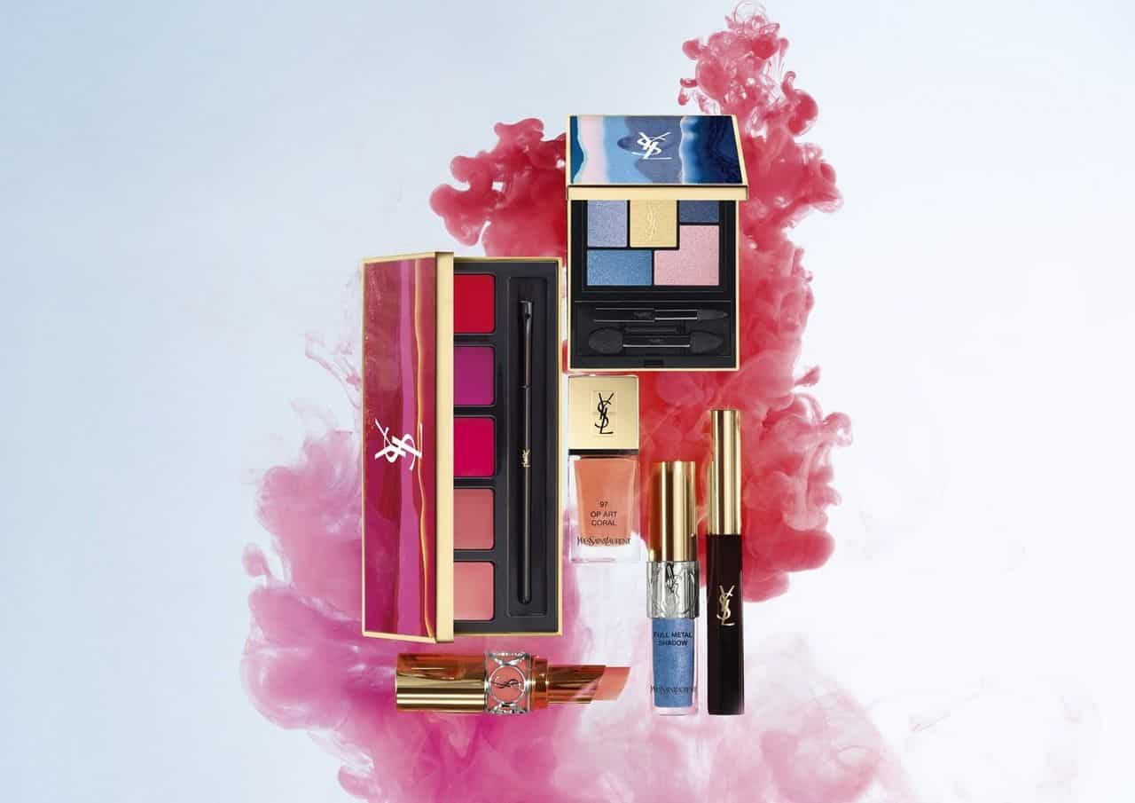 Yves Saint Laurent makeup