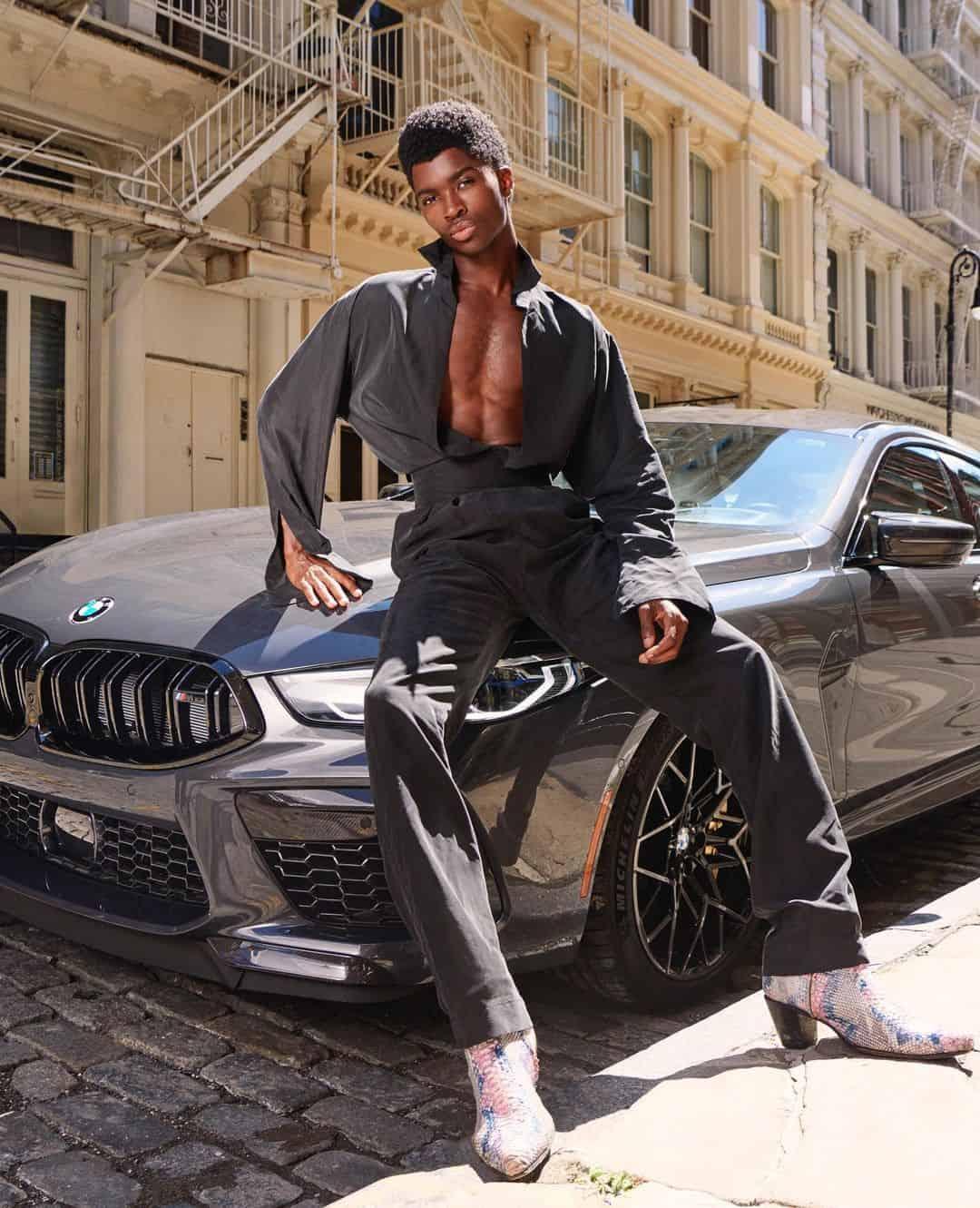 Alton Mason BMW