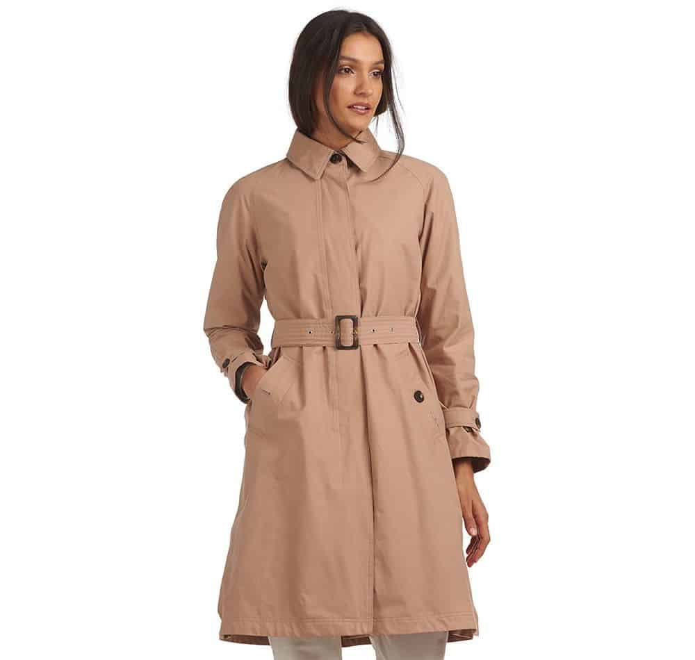 Barbour Findhorn Waterproof Trench Coat