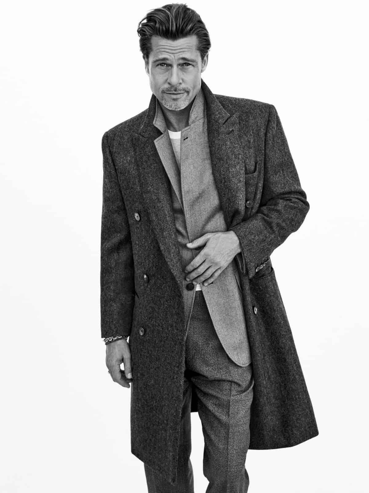 Brad Pitt Brioni