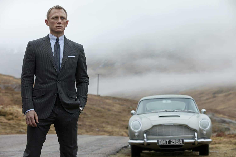 Daniel Craig No Time to Die