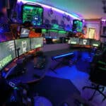 Gaming Room Man Cave