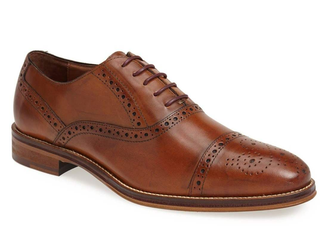 Johnston & Murphy Oxford Shoes