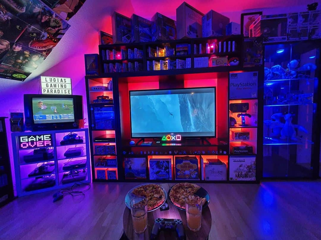 Library for Gamers