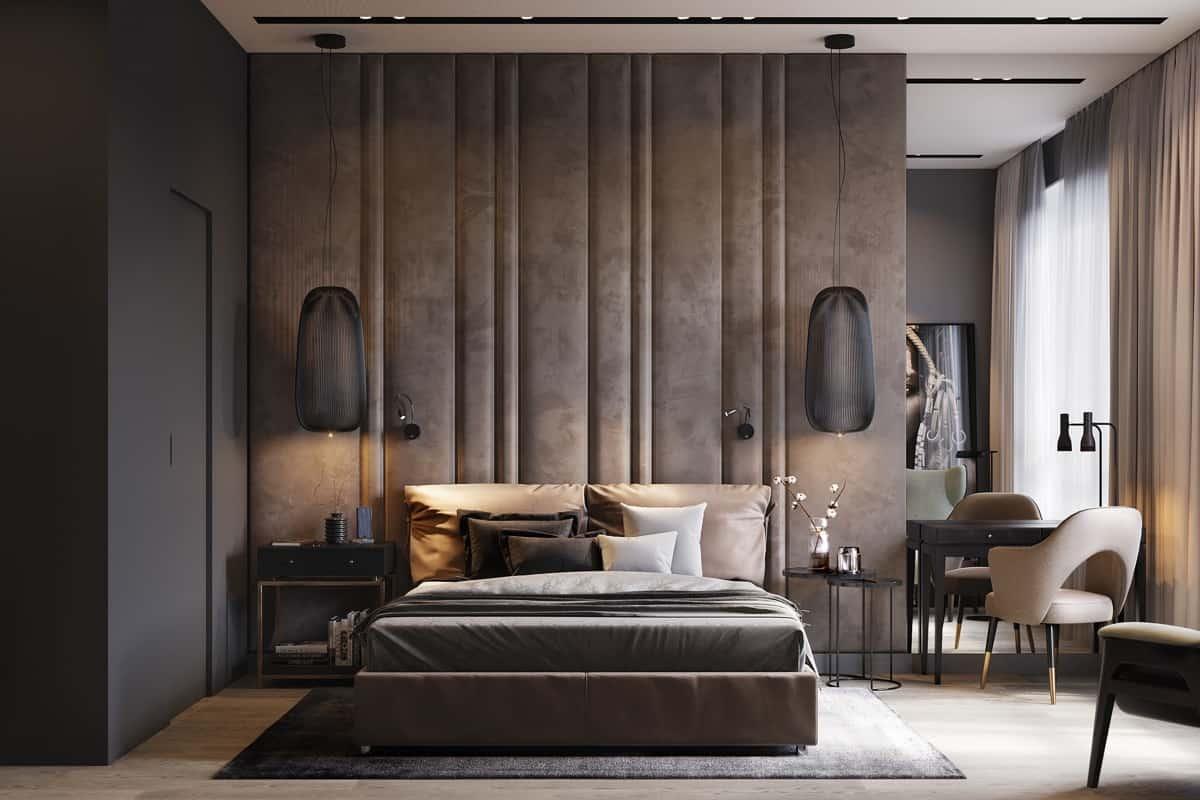 Luxury Bedroom Ambiance