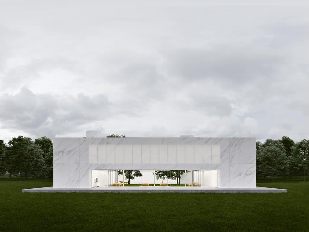 Modern Mansion by Maciej Grelewicz 1