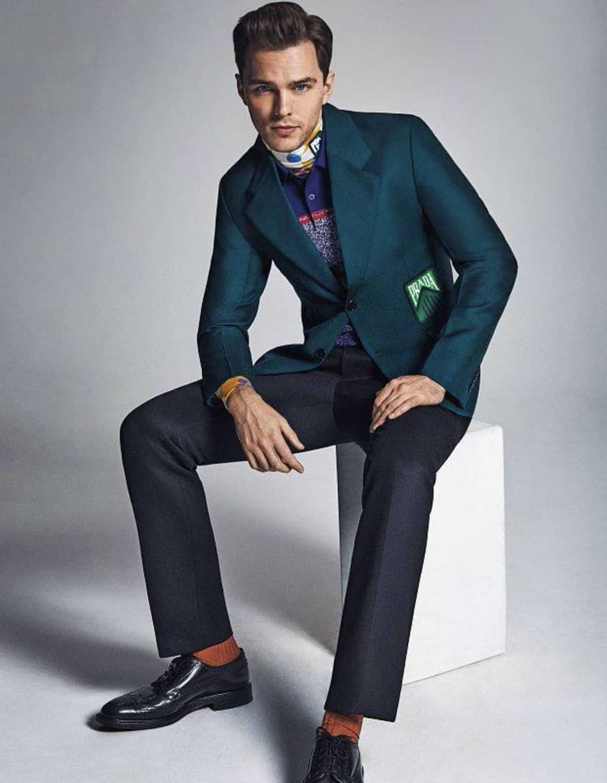 Nicholas Hoult Style Magazine