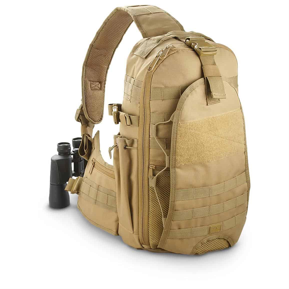 Red Rock Outdoor Sling Bag