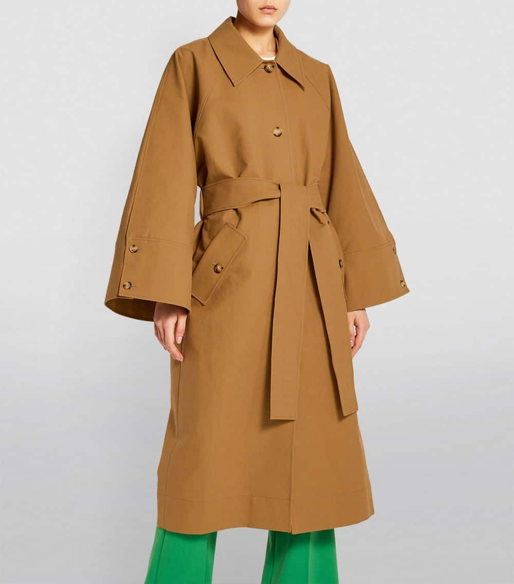 Rejina Pyo Hadley Cotton Trench Coat