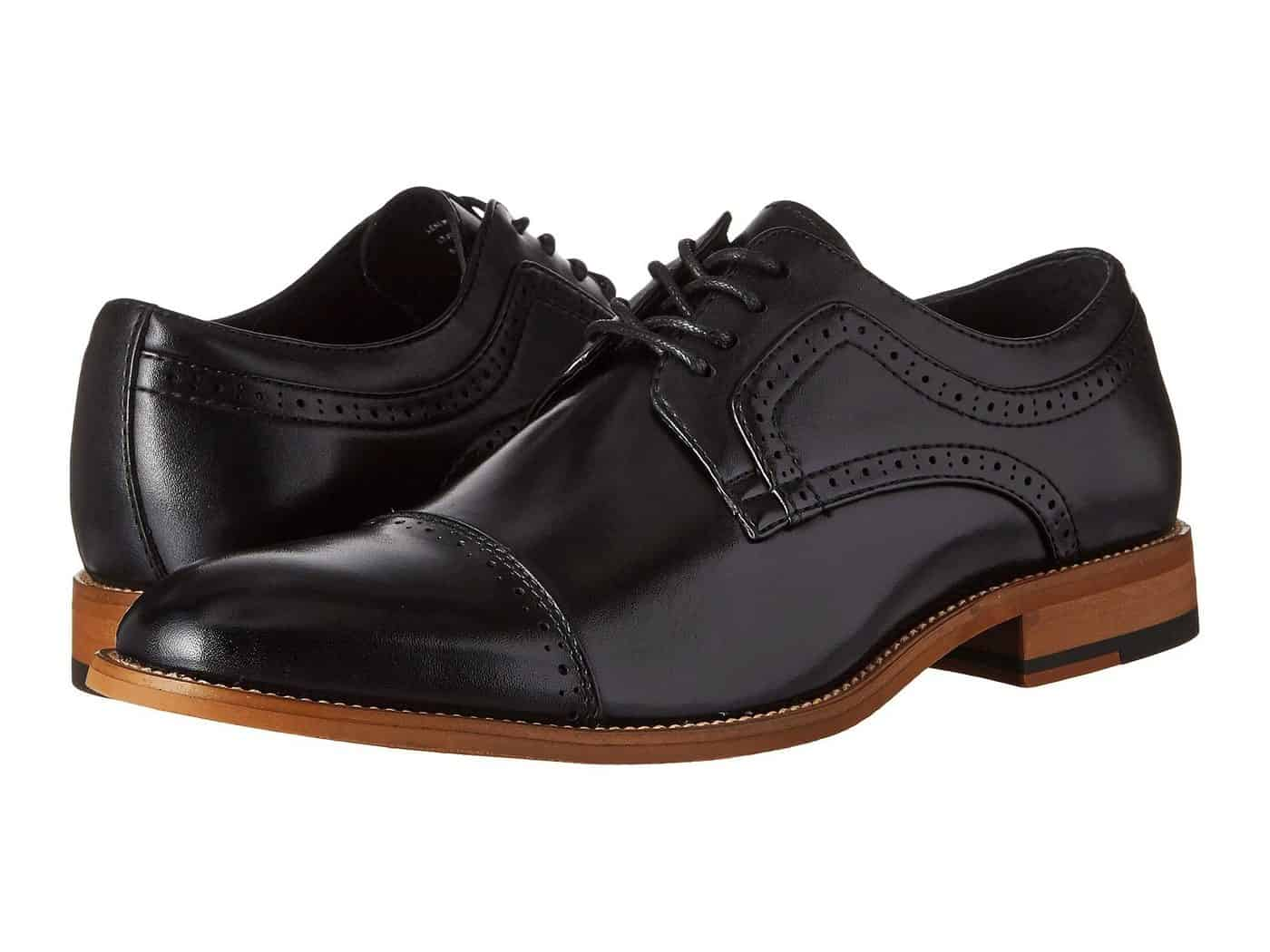 Stacy Adams oxford shoes