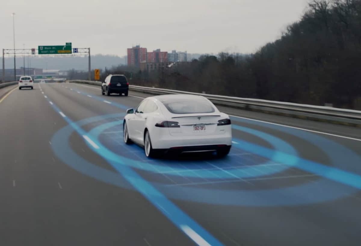 Tesla Accident-Avoidance Systems
