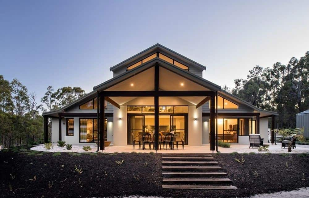 The Quedjinup Mansion by Jodie Cooper Design 1