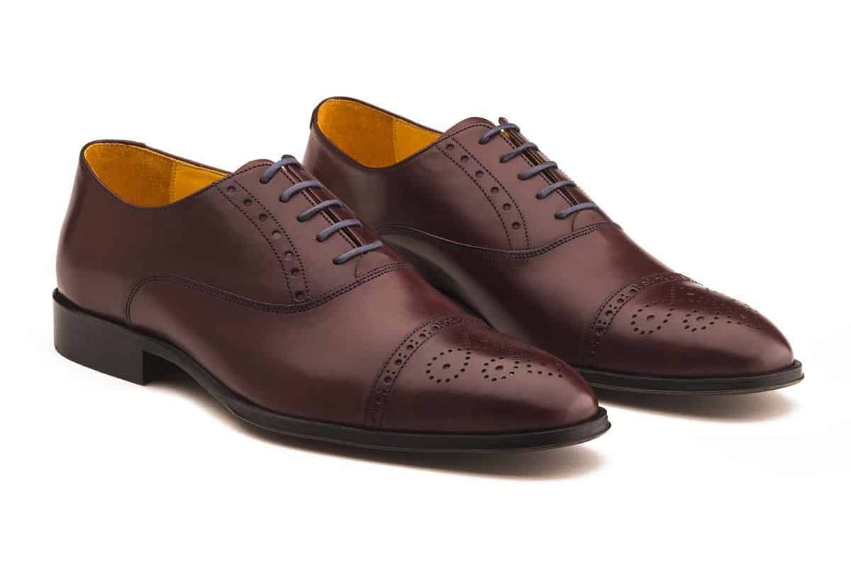 Undandy oxford shoes