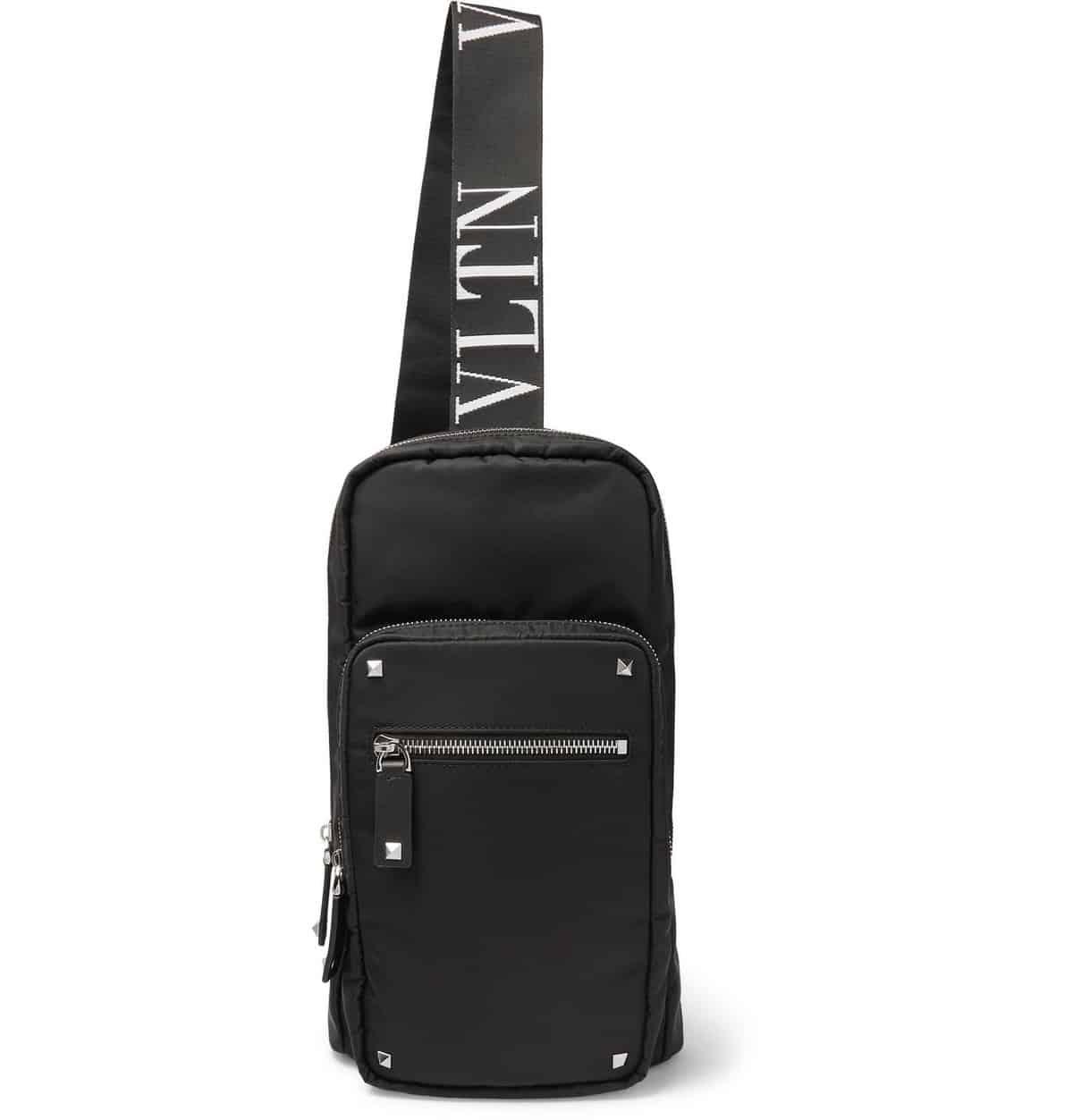Valentino Garavani Shell-Sling Bag