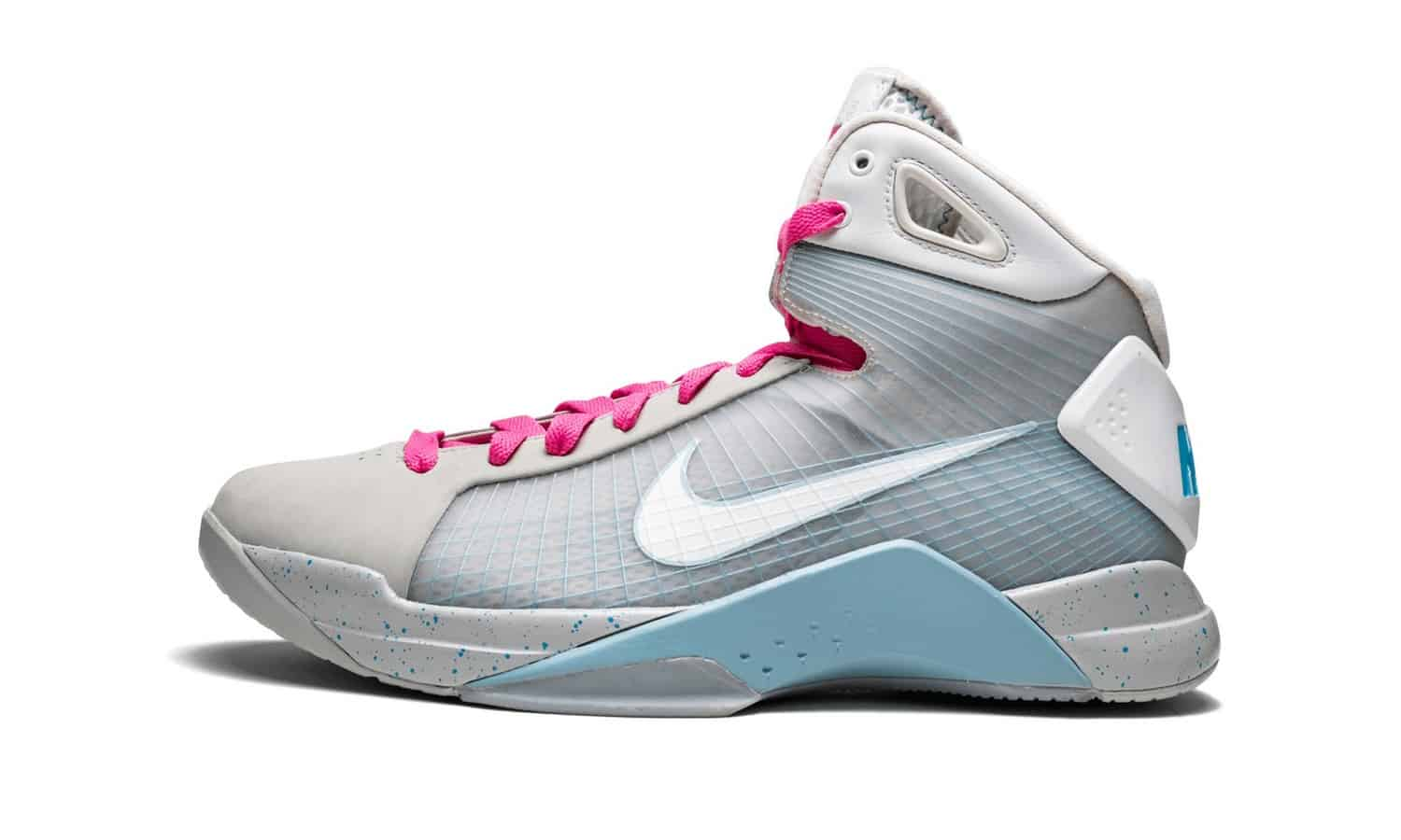2007 Back to the Future Shoes
