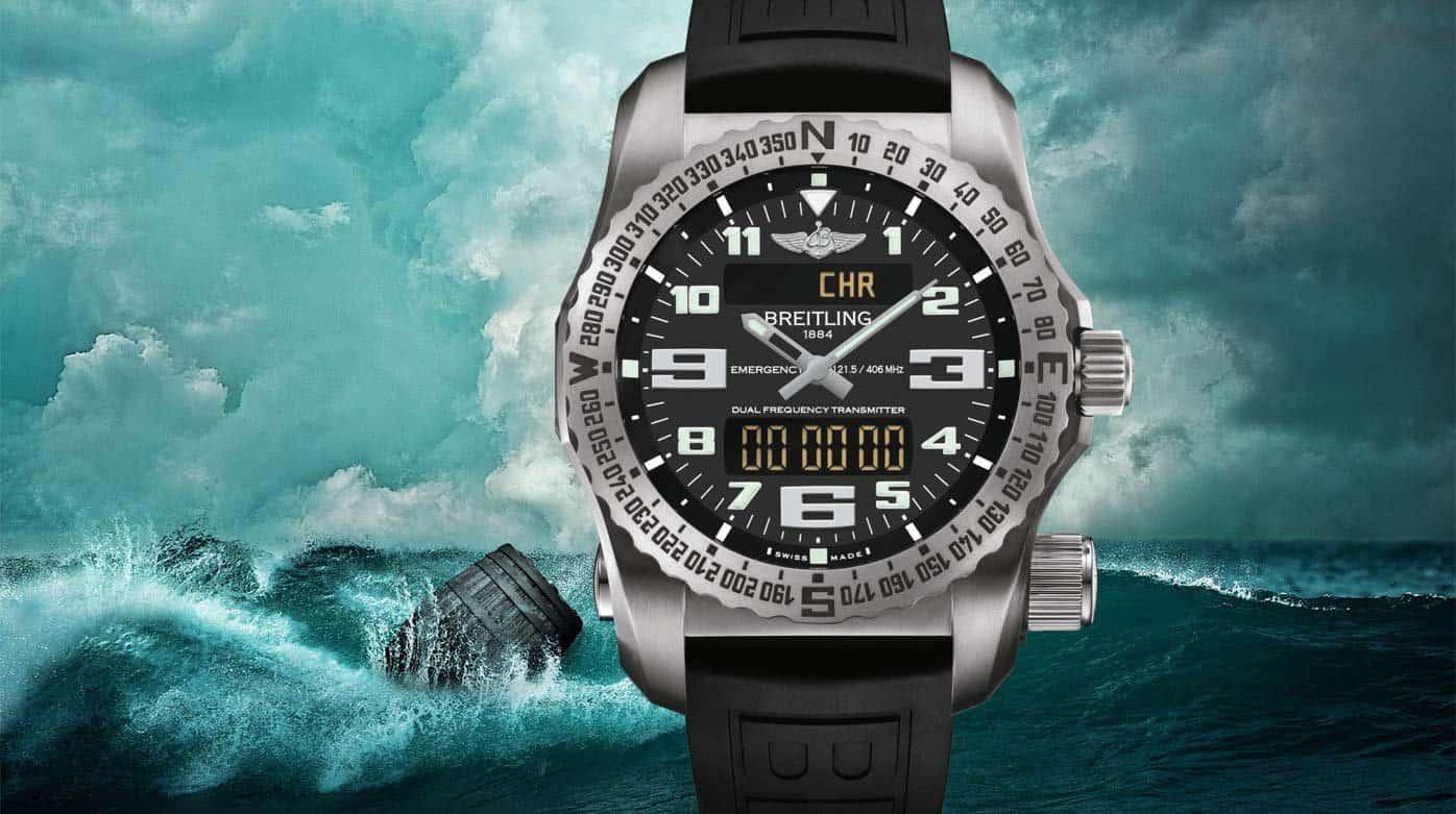Breitling Emergency watch