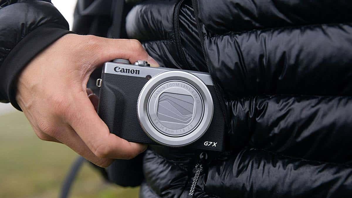 Canon powershot GX X Mark III