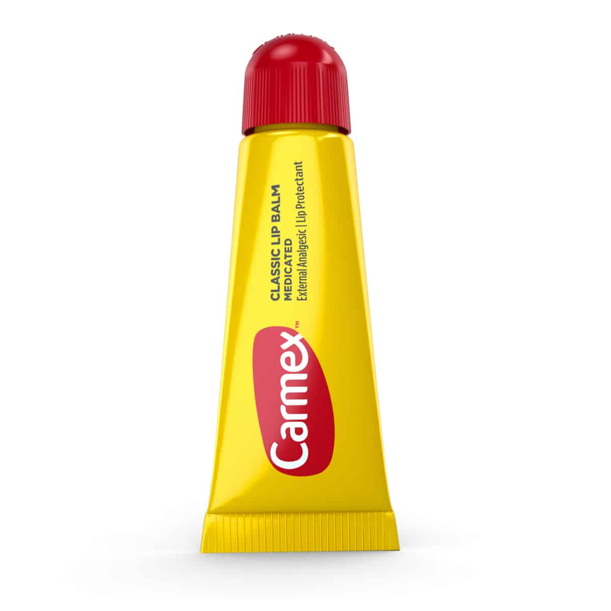 Carmex Classic Medicated Lip Balm Tube