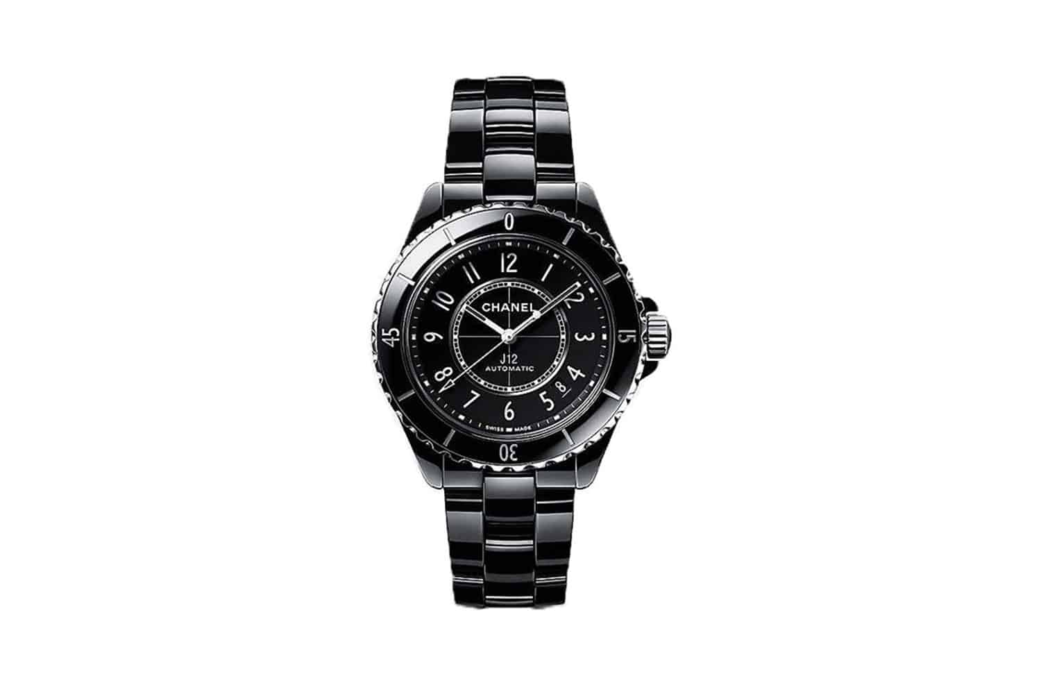 Chanel-J12-automatic-ceramic-and-steel-watch