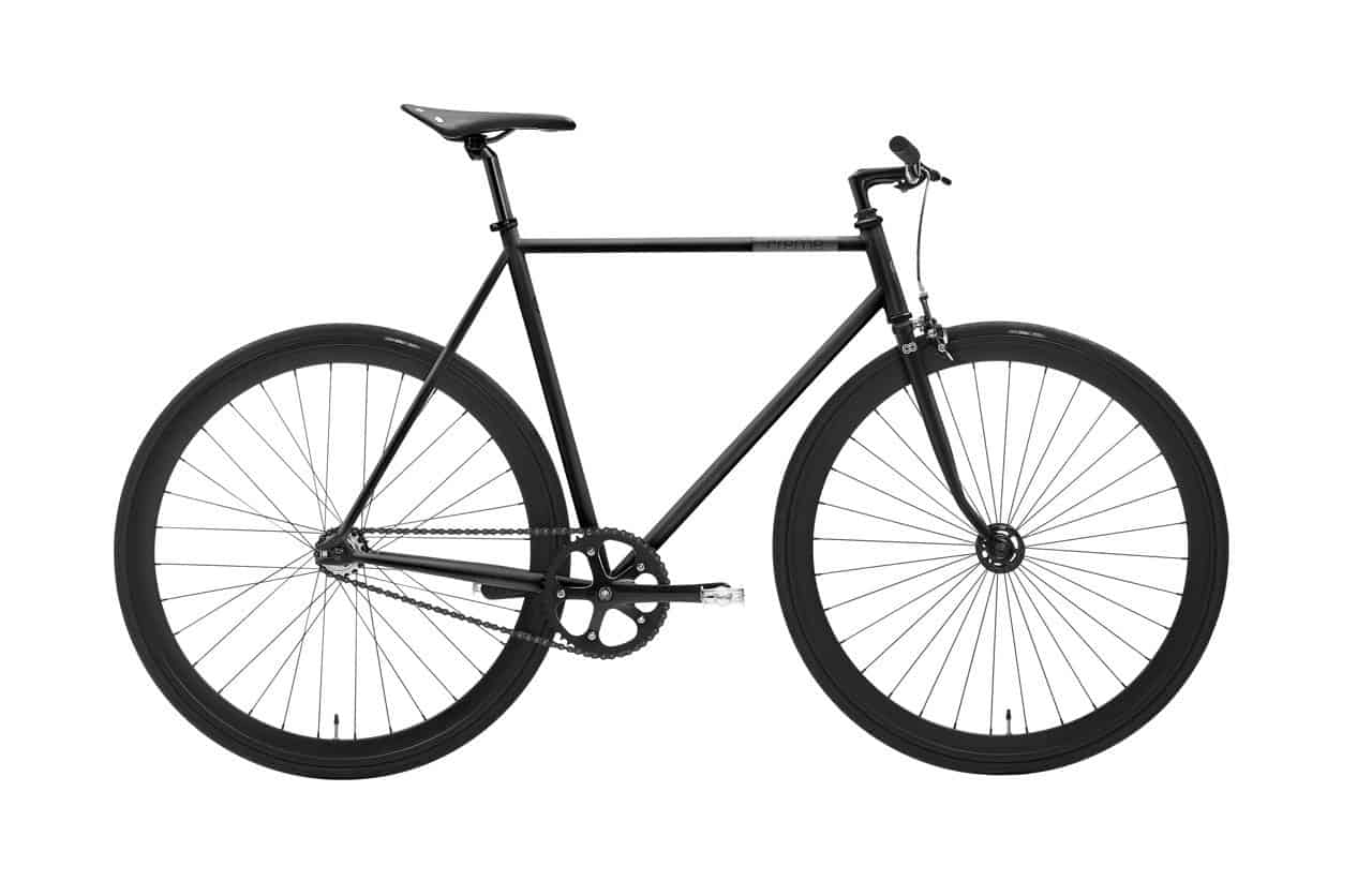 Creme Vinyl Uno Single Speed Bike