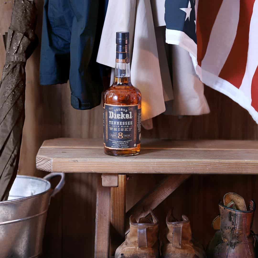 George Dickel Classic No. 8 Whisky