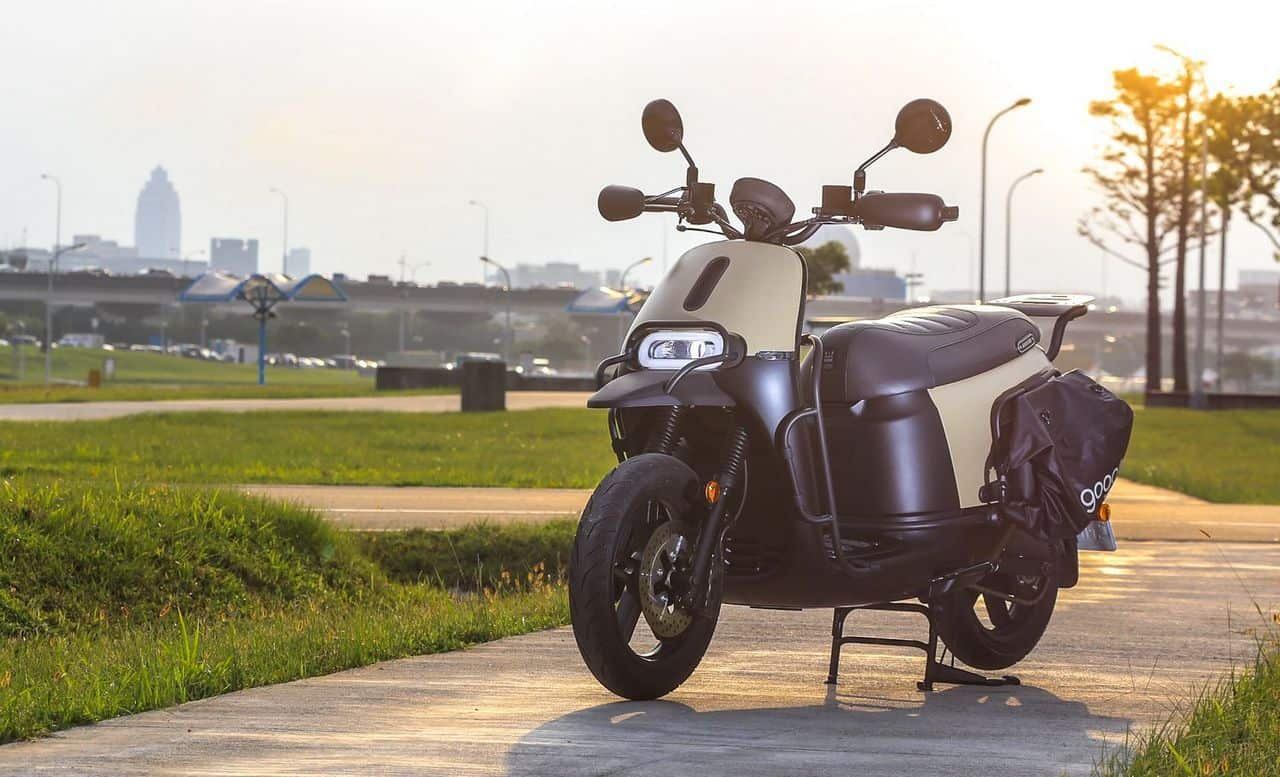 Gogoro Smartscooter S2 Adventure