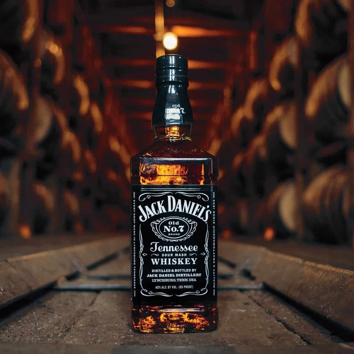 Jack Daniel's Old No.7 Tennessee Whiskey