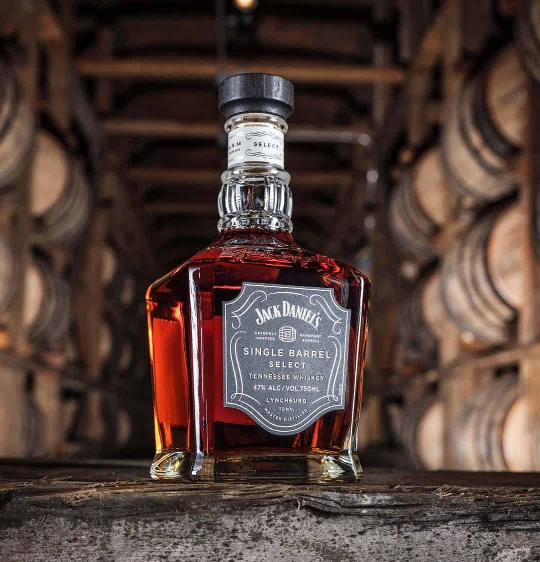 Jack Daniel's Single Barrel Whiskey