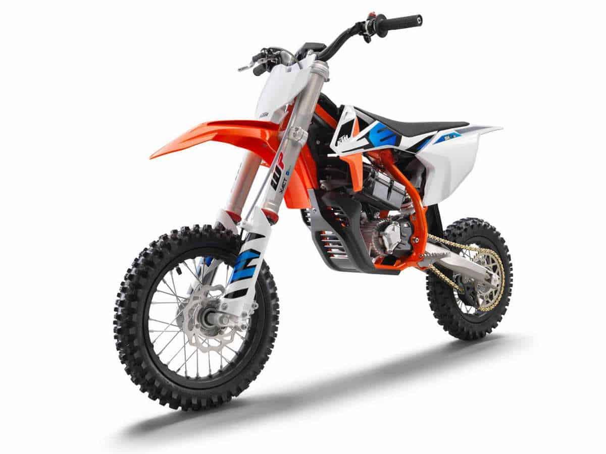 KTM SX E5 Kids Electric Motocross Dirt Bike