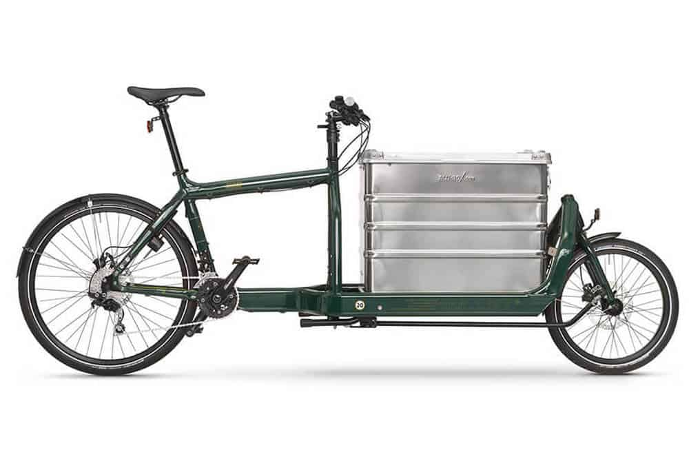 Larry vs. Harry Bullitt Cargo Bike