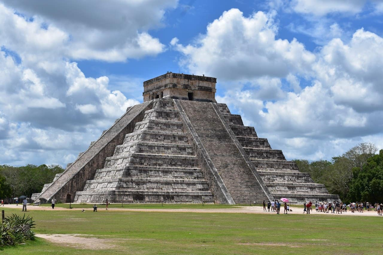 Most Beautiful Mayan Temples