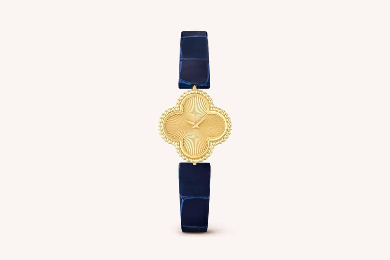 Van-Cleef-&-Arpels-Sweet-Alhambra-Watch