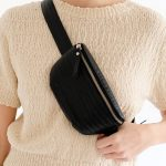 Beklina-Ribbed-Belt-Bag
