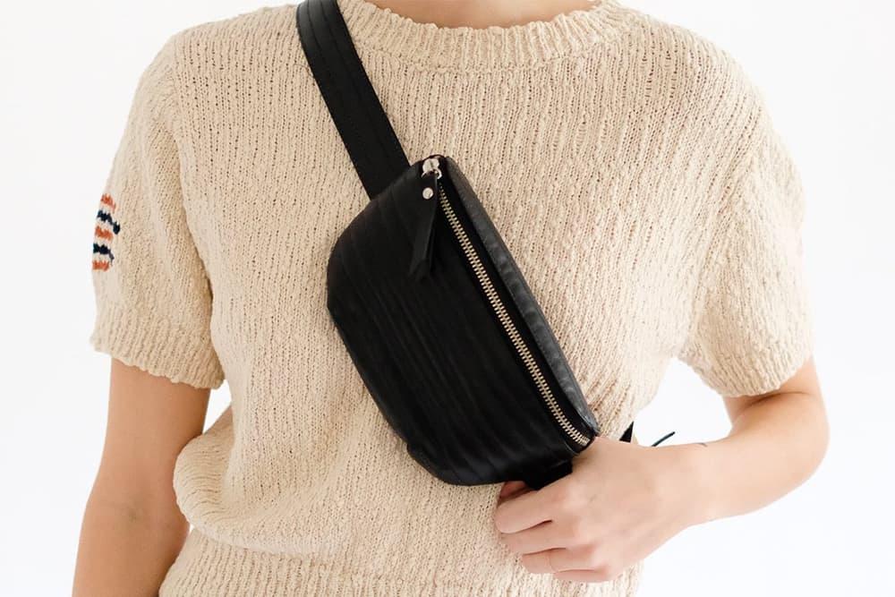 Beklina-Ribbed-Belt-Bag