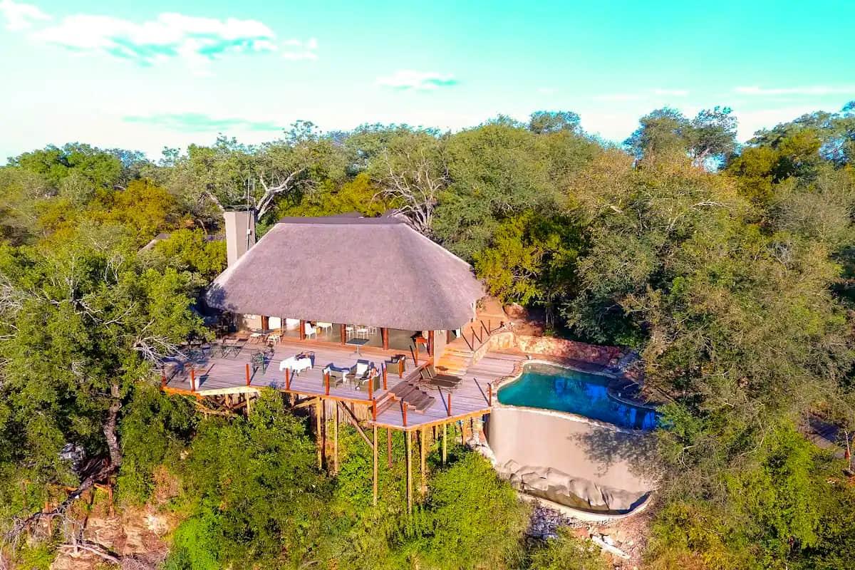 Garonga Safari Camp, South Africa