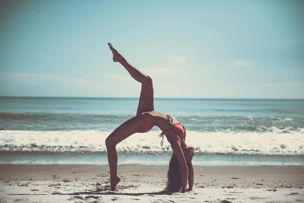 Lose Some Pounds With Yoga