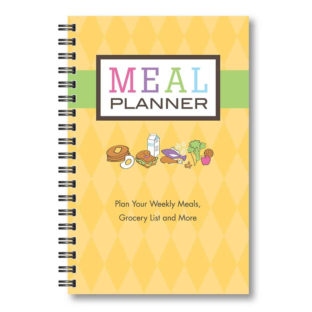 Meal Planner by Kahootie Co.