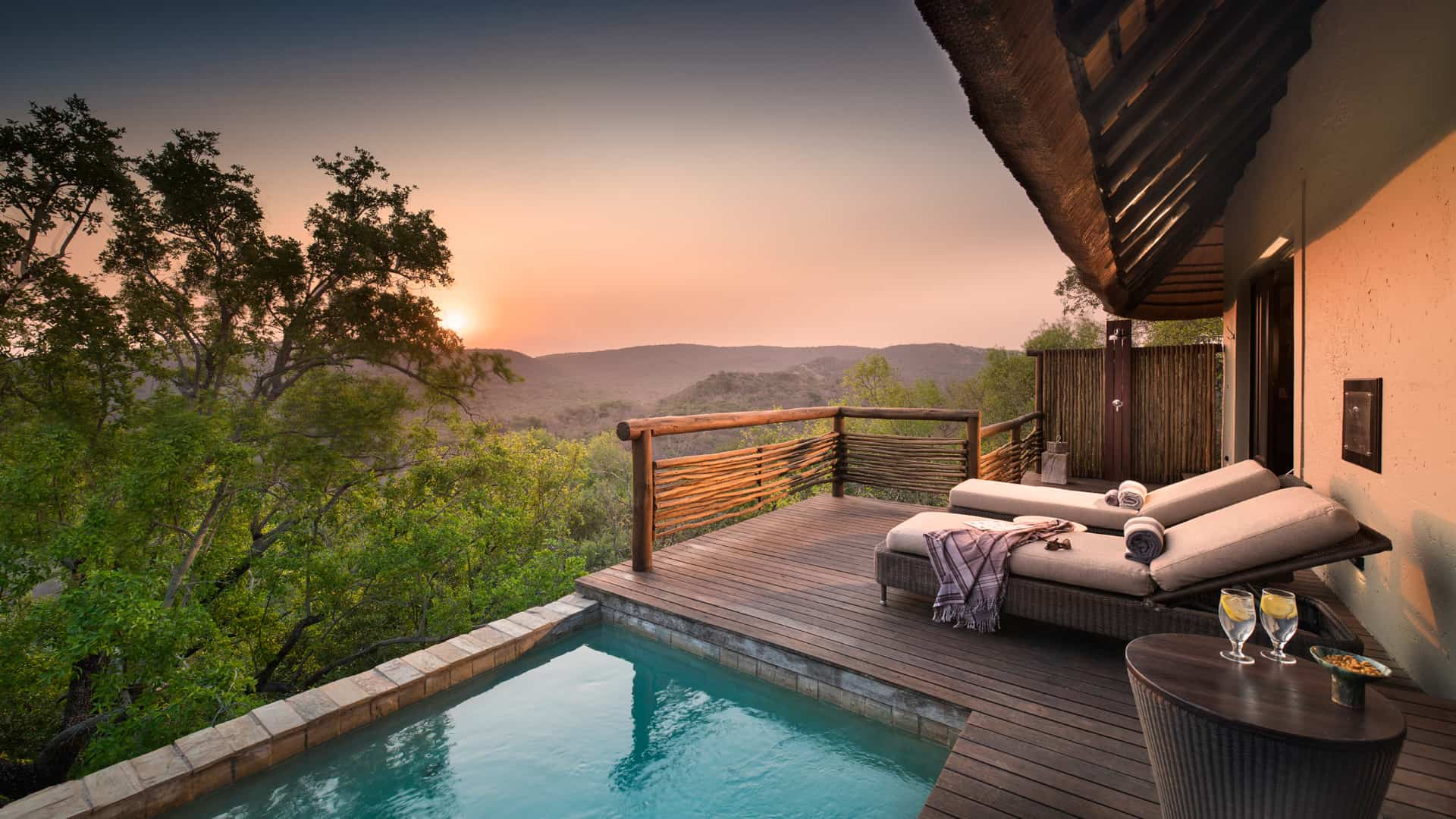 Phinda Forest Lodge, South Africa